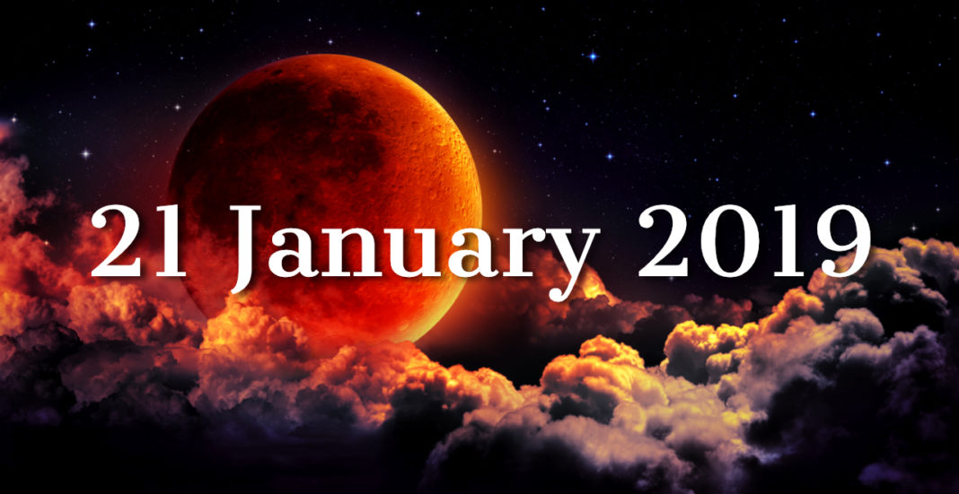 Total Lunar Eclipse With The Full Moon Tonight — Prepare For New Beginnings!