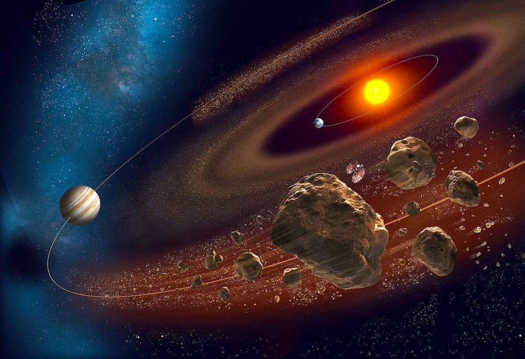 Asteroids And How They Influence Our Astrology