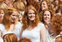 Scientific Research Shows Redheads Have Genetic Superpowers.