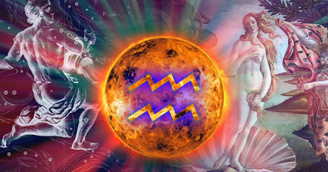 Venus Transit Aquarius March 1st- March 26th: Openminded, Creative & Artistic