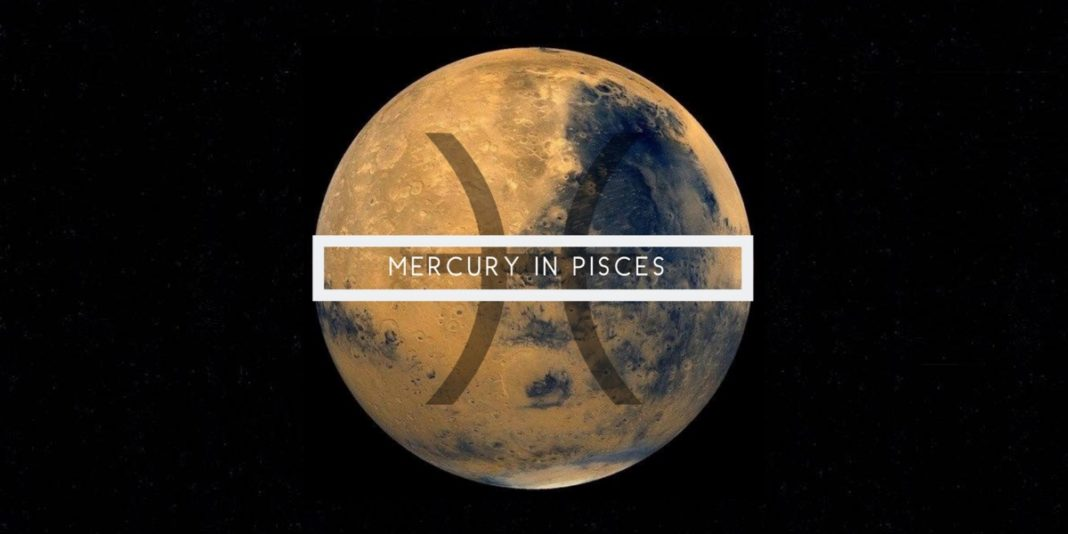 Things Will Get More Sensitive As Mercury Backspins Through Pisces Starting March 5th