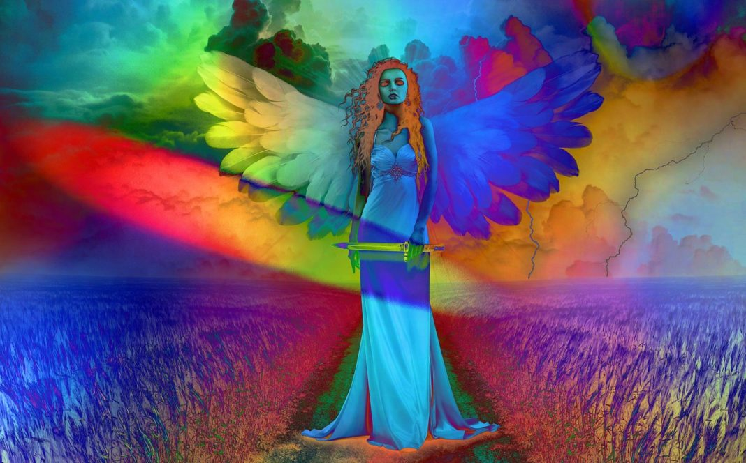 Calling Upon These Angels Can Help You With Your Love Life Dilemmas