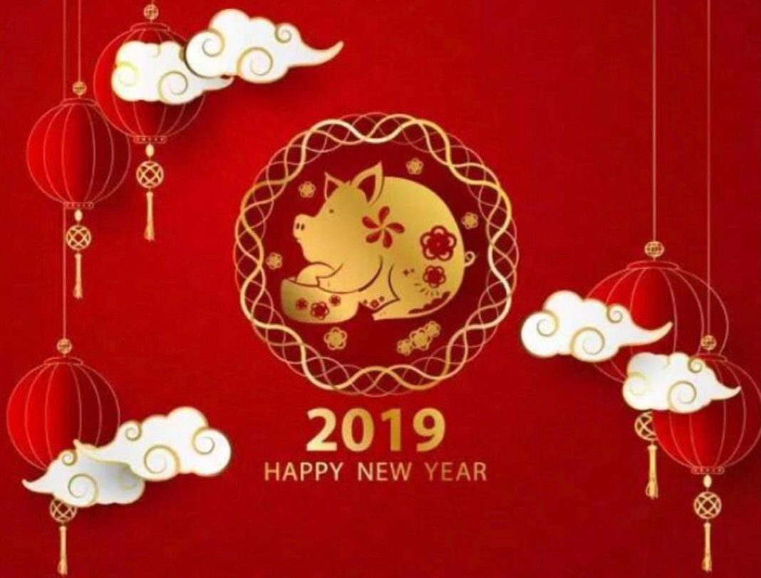 Lunar New Year 2019 Welcomes The Year Of The Pig — Get Ready For Fortune, Financial Flow & Abundance!