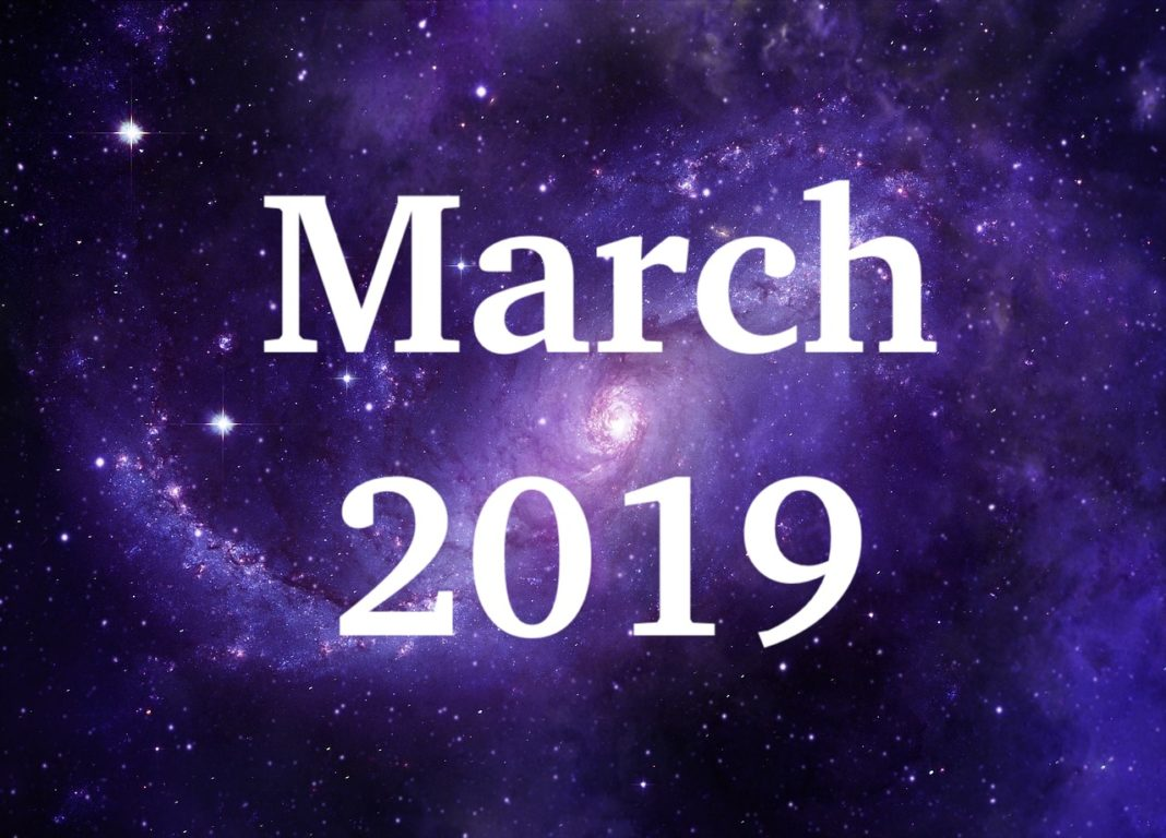 Astro Overview Of March 2019: Powerful Celestial Movements Will Open New Horizons