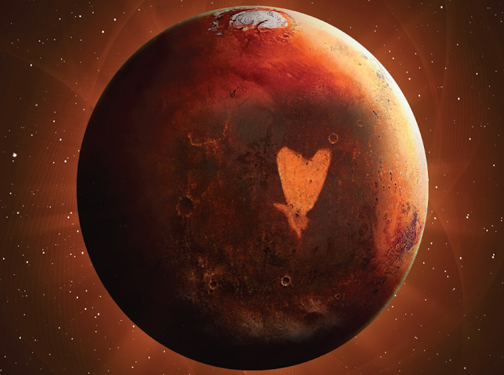 Mars Transit Leo, July 1st - August 17th: Start Following Your Heart