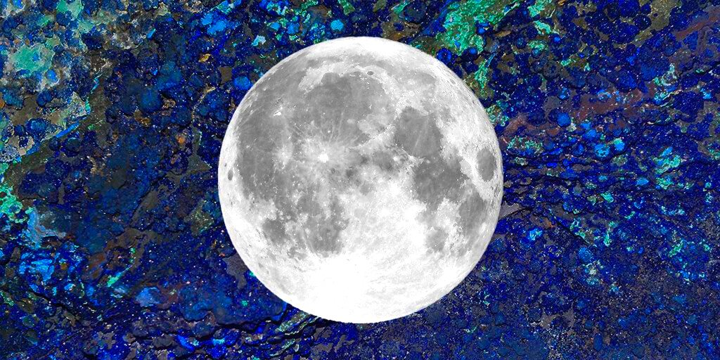 5 Crystals To Help You Navigate Through The Harvest Full Moon