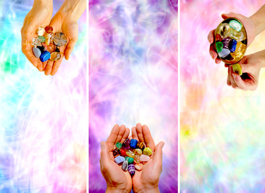 Making A Connection With The Energy Of Your Crystals & Stones
