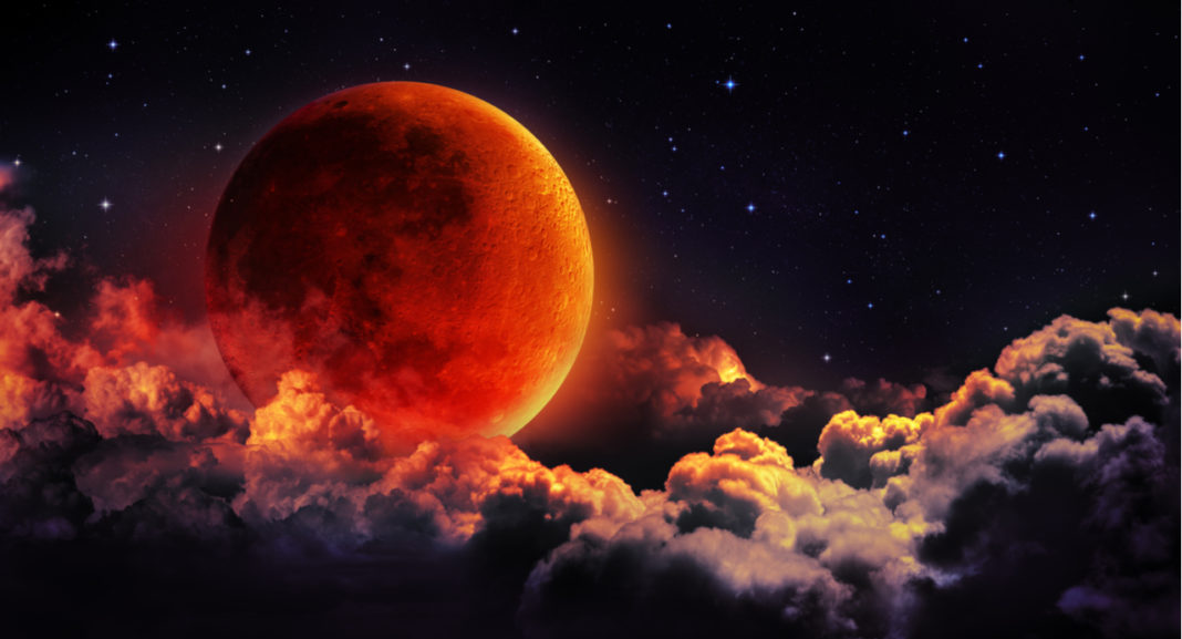 The Fiery Aries Hunter's Moon On October 13th Is Going To Spice Up Your Bedroom