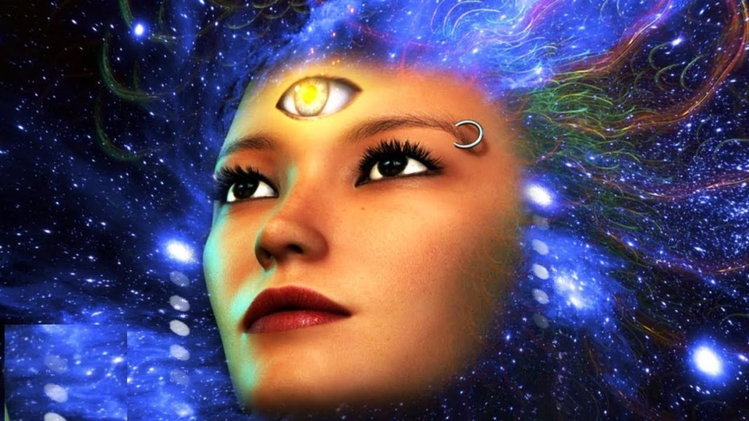Your Third Eye Is Your Link To The Universe