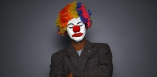 https://www.pexels.com/photo/photo-of-a-clown-1619918/