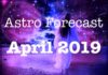 Astro Forecast: April Brings Order & Karmic Release Back Into Our Lives