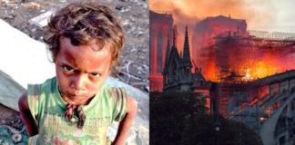 Billion Dollars From Around The World Has Been Raised For Notre Dame Cathedral But We Can't Fix The Planet.