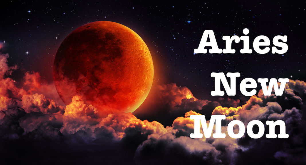 Today Expect A Powerful Aries New Moon: It's Time To Take Matters In Your Own Hands
