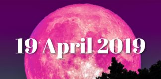 Magical Pink Full Moon Rising Today — Get Ready For A Major Energy Shift!