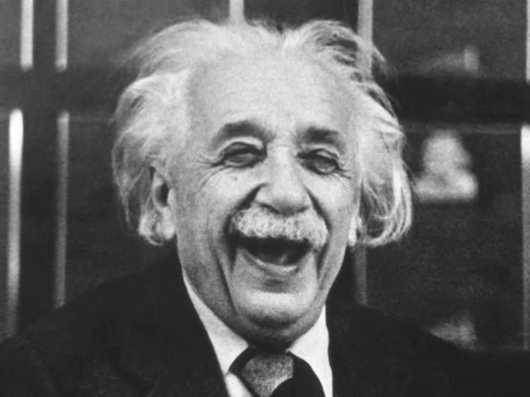 Einstein And His Theory Of Happiness