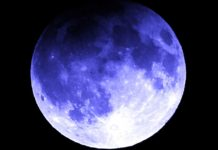 Tonight's Rare Blue Full Moon Is All About Power — Prepare For New Energies!