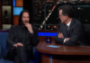 Keanu Reeves' Explains What Happens When We Die And Leaves Stephen Colbert Speechless