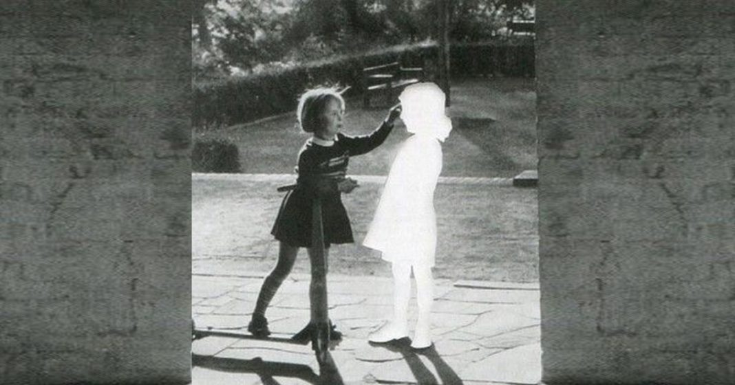 These Are The Reasons Why Children Can See Ghost And Adults Can't