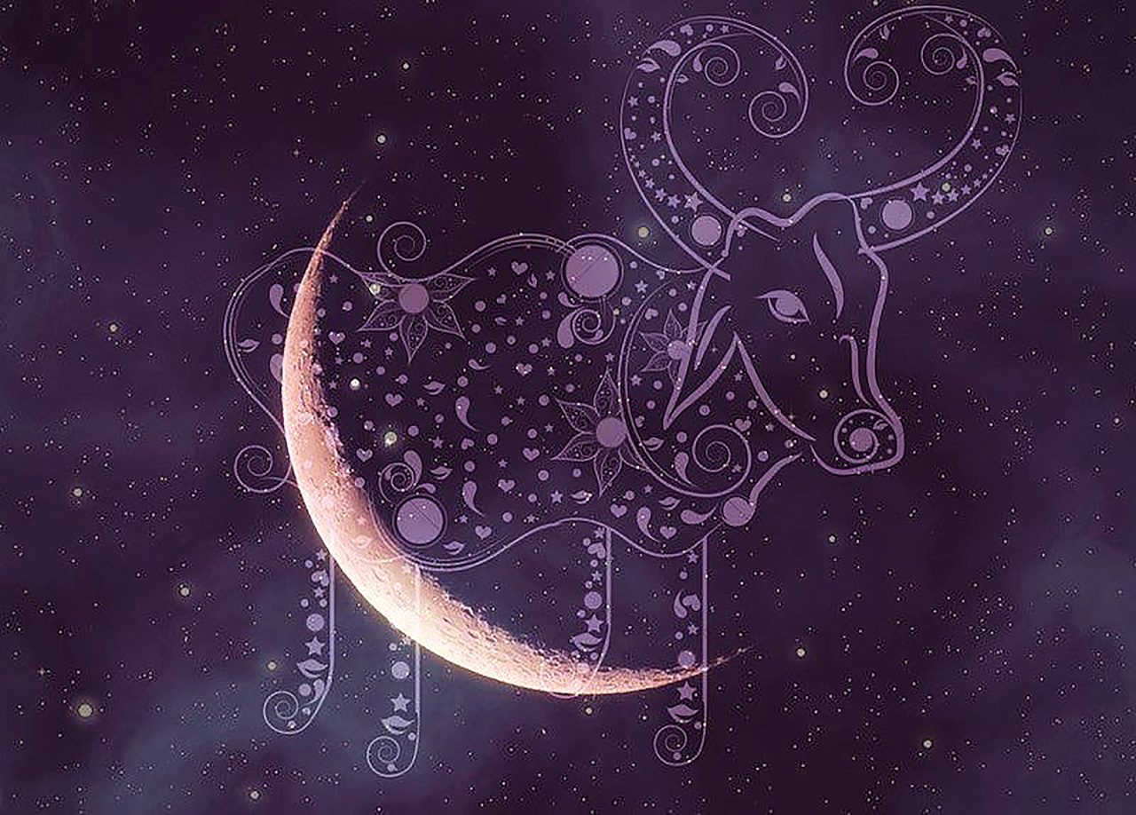 Tonight's New Moon In Taurus Is All About Magic — Prepare