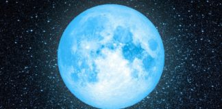 Blue Full Moon In Scorpio, May 18th - The Most Powerful Moon For Releasing, Cleansing, And Transforming Your Life