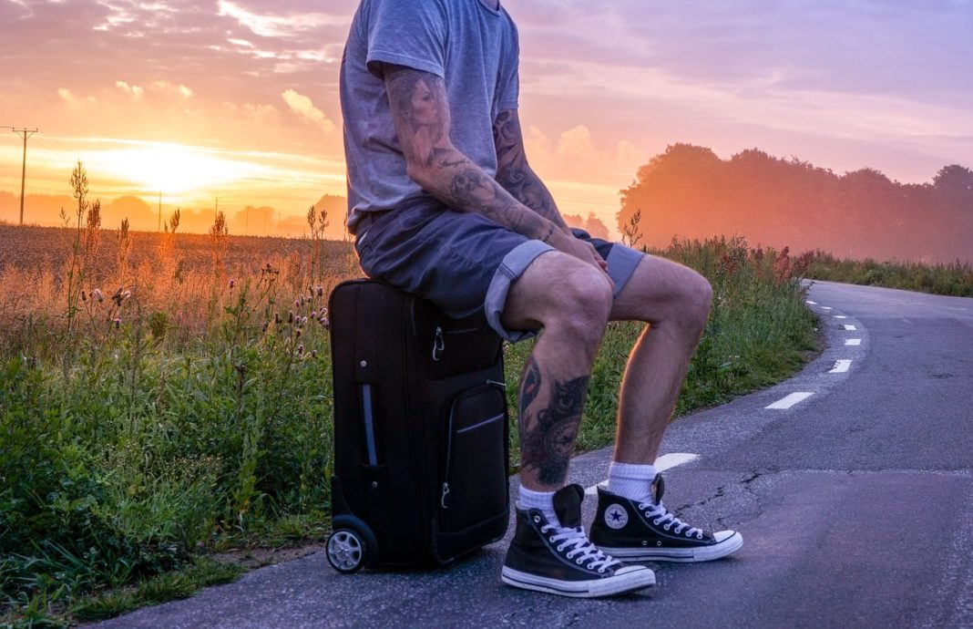Why Do You Travel So Often? Are You Running From Something?