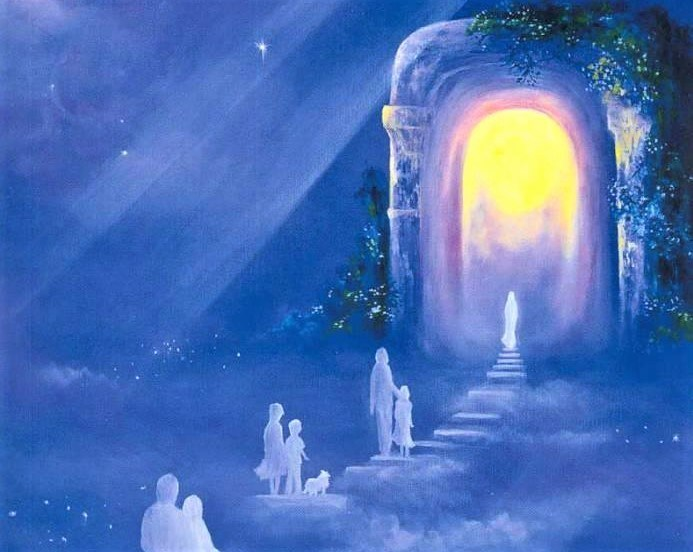 Guiding Lost & Earthbound Souls Into The Light - Conscious