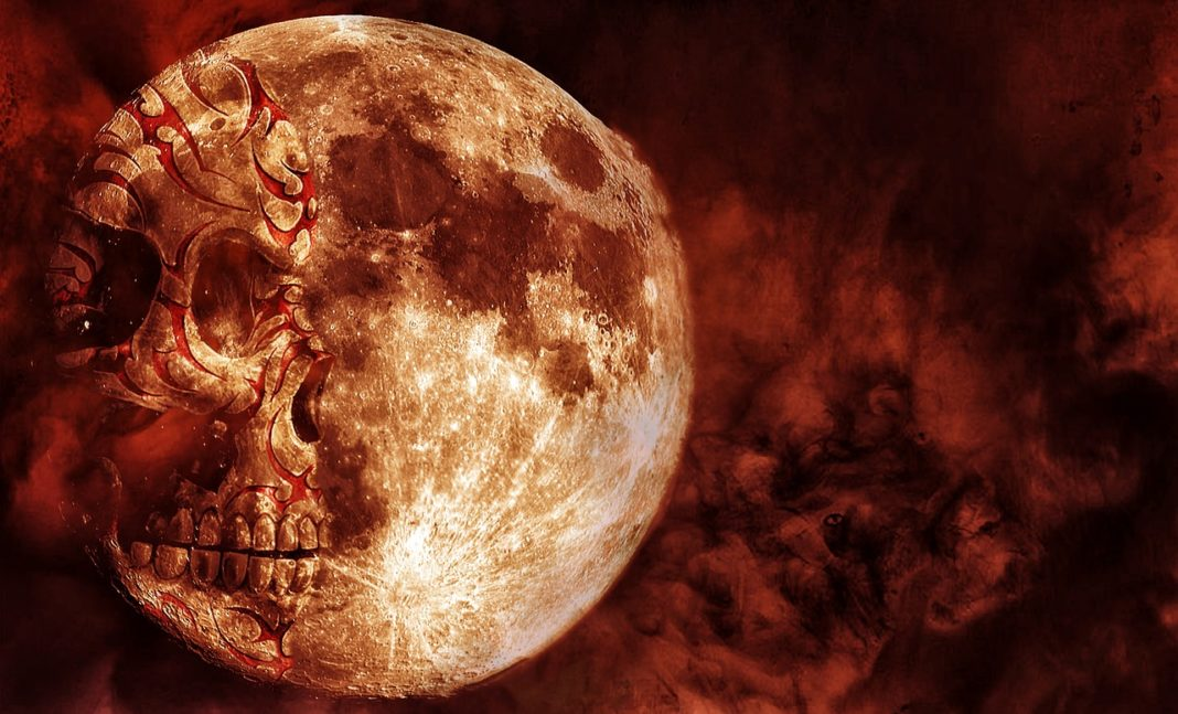 Today's New Moon In Scorpio Will Give You Power To Face Your 'Monsters'