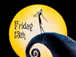 Today Is Friday 13th: Is It A Nightmare Before Christmas?