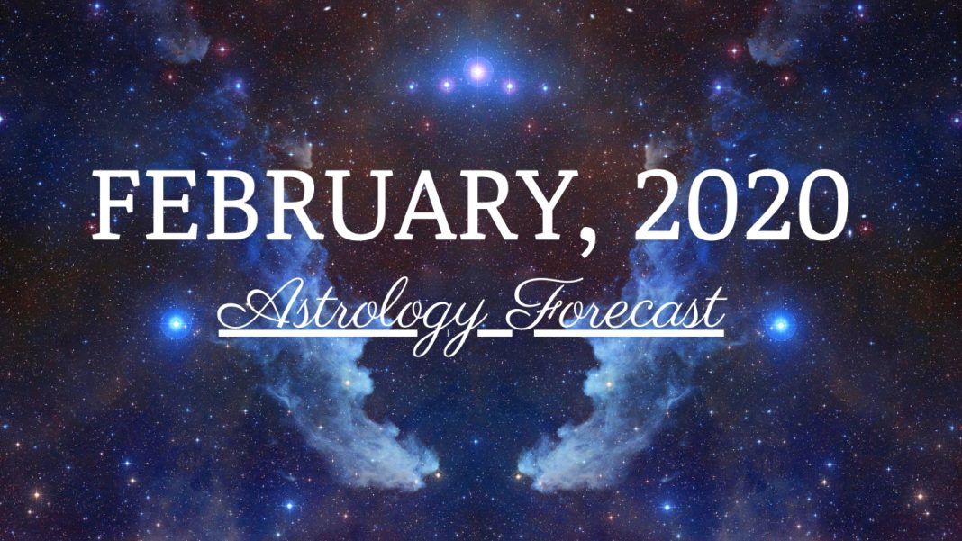 February Astro Forecast: Gentler Energies Great For Introspection