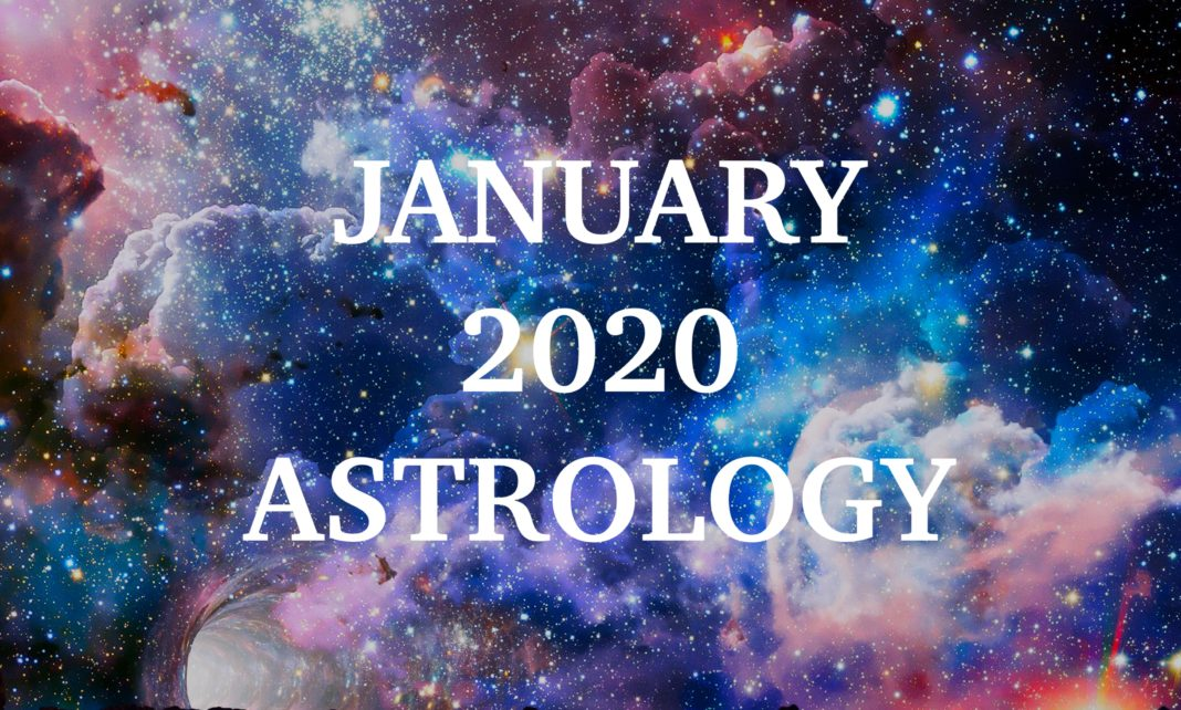 What Astrological Events Await Us In The First Month Of The New Decade?