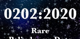 Rare Palindrome Date — 0202:2020 Is A Day Of Creation, Wealth & Letting Go