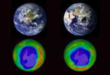 Some Good News: The Ozone Hole Above Antarctica Seems To Be Healing