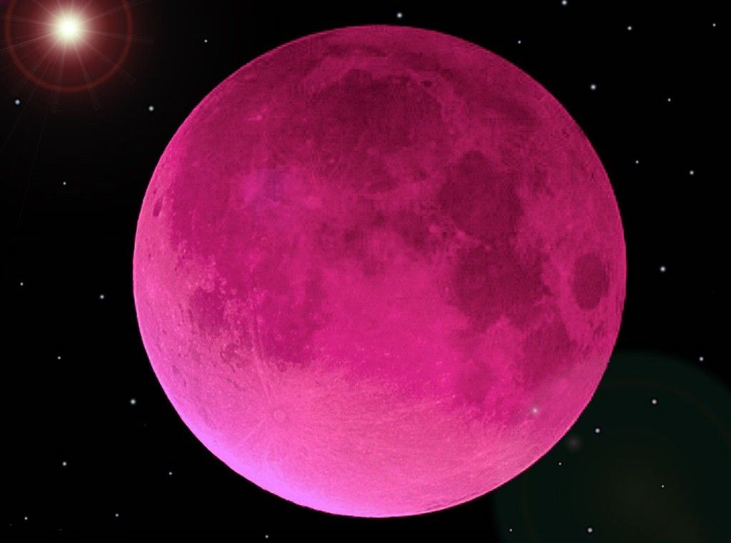 Which 4 Zodiacs Will Be The Most Affected By The April Pink Supermoon?