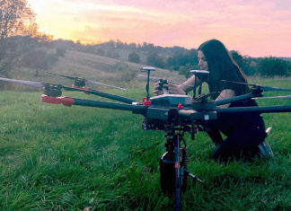 Drones To Plant 40,000 Trees This Month With One Billion Goal Set For 2028