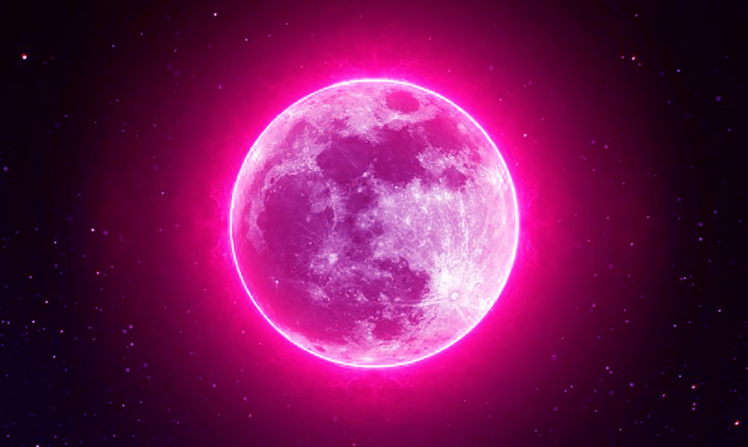 Strawberry Full Moon Lunar Eclipse In Sagittarius Will Push Some Buttons