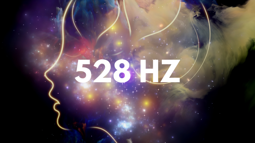 The Frequency Of LOVE: Solfeggio 528 Hz