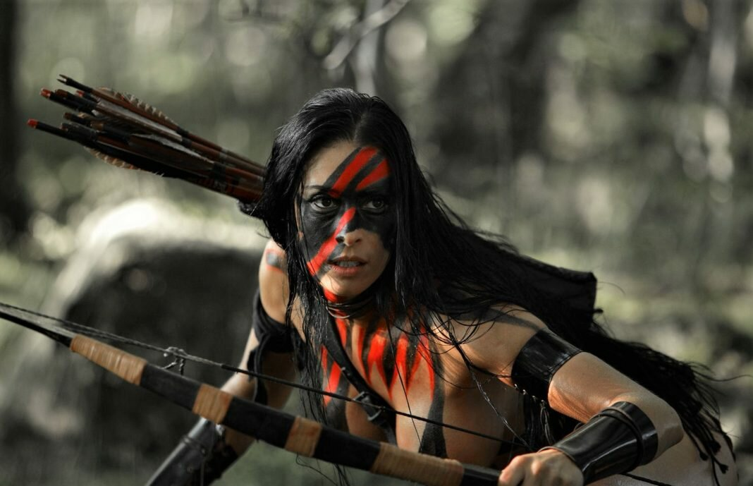 The Amazon Women Warriors: The True Wonder Women Of History