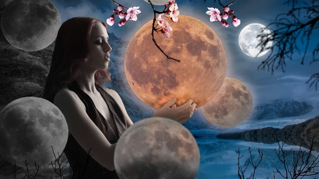 Full Moon Ritual - A Time To Release And Let Go