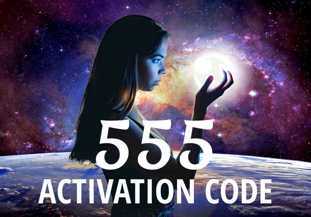 Powerful 555 Activation Code For Massive Energy Upgrade This May 5th