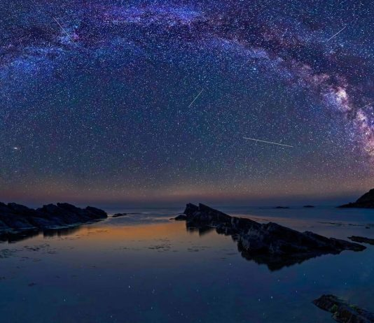 Brace Yourself For Beauty Of The Perseids As They Shoot Through The Night Sky Mid-August