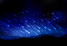 Look Up: The Draconid Meteor Shower 2021 Is About To Peak, October 8th/9th